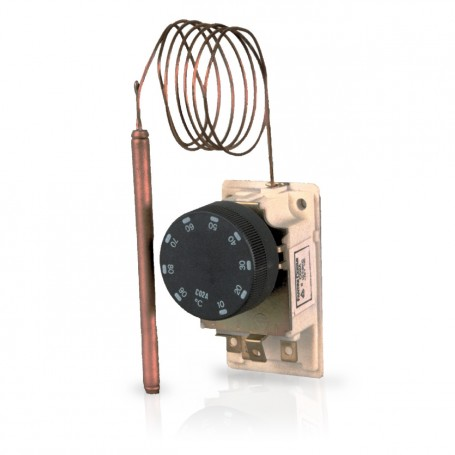 C02C2 BACK PANEL THERMOSTATS, REMOTE MOUNTING - 20 ÷ 40 ° C