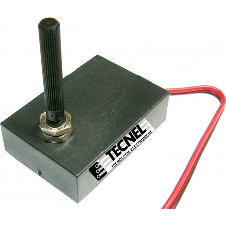 TE7099.3  LOW PROFILE DIMMER 30-300W 230VAC TECNEL