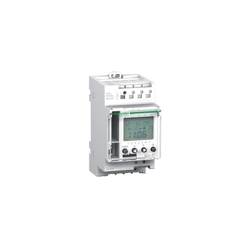 SCHNEIDER ELECTRIC CCT15224 Interruttore Crepuscolare Programmabile IC Astro