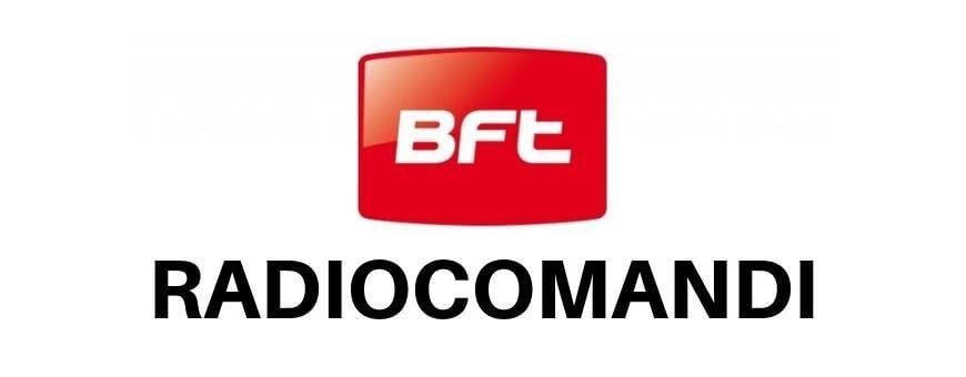 BFT radiocomandi