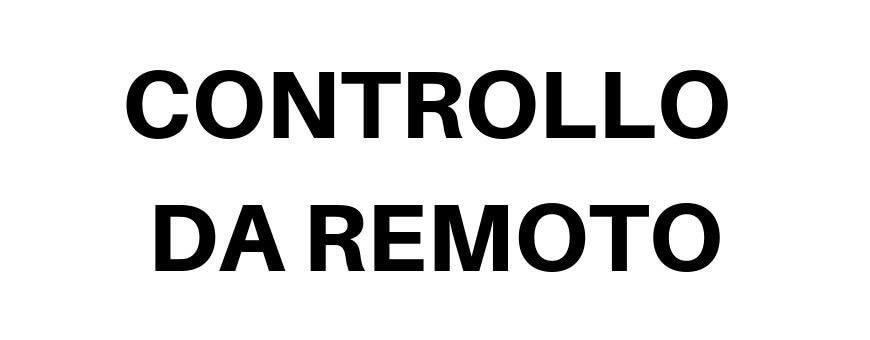Controllo da remoto